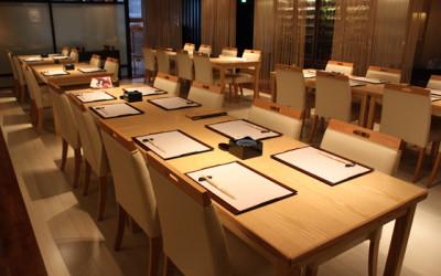 104席のゆったりとした大人の空間で、日本料理と韓国料理のフュージョンを!