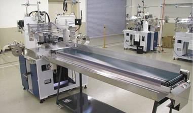 搬送用ベルトコンベアとローラコンベアシステム関係設備の設計・製造
