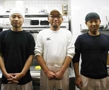 4ヶ月の掲載で、意欲の高い2名の調理スタッフと出会えました/有限会社三ツ島更科