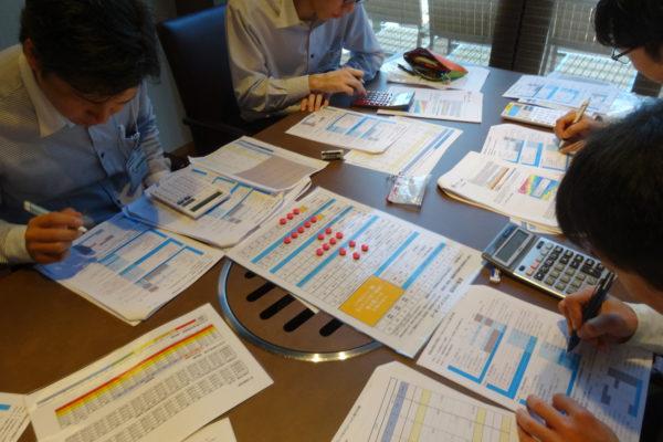 店舗運営・計数管理を、ゲーム形式で体感しながら学ぶ! 飲食店マネジメントゲーム研修を実施しました!