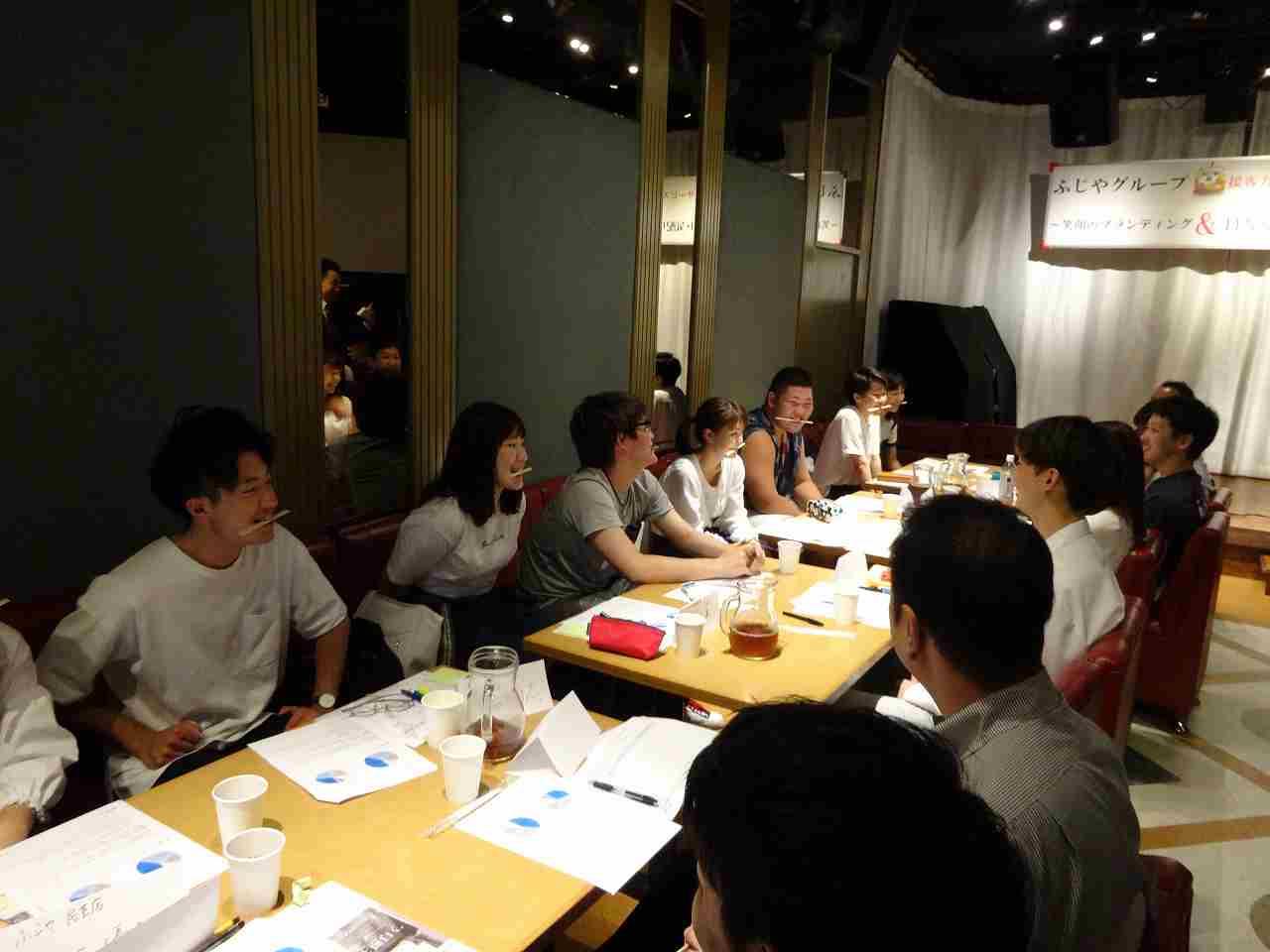 ″心のブレーキ″をはずして笑顔の接客を☆ 居酒屋業態でのサービスマナー研修を開催!