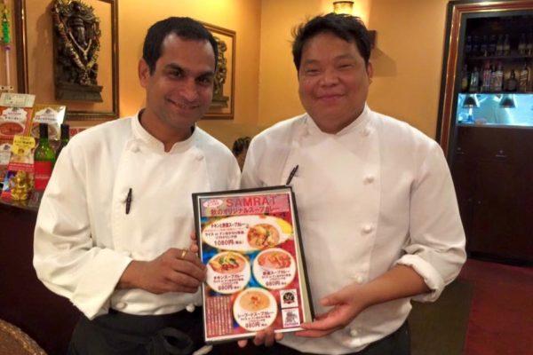 インドレストランでの勤務経験豊富な人物を採用 【有限会社スニタトレーディング】
