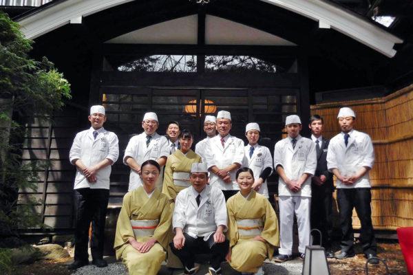 京料理伝承の繊細な味わいを、一期一会の精神でおもてなし。新しい風を吹かせてくれる6名に期待【株式会社熊魚菴たん熊北店】