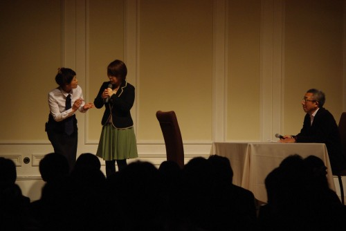 第5回優勝者大谷尚子さん1