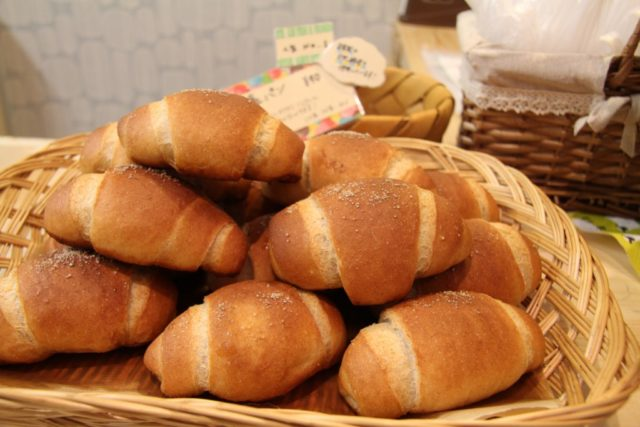 ベーカリーのパン