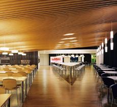 大阪国際大学短期大学部 学食