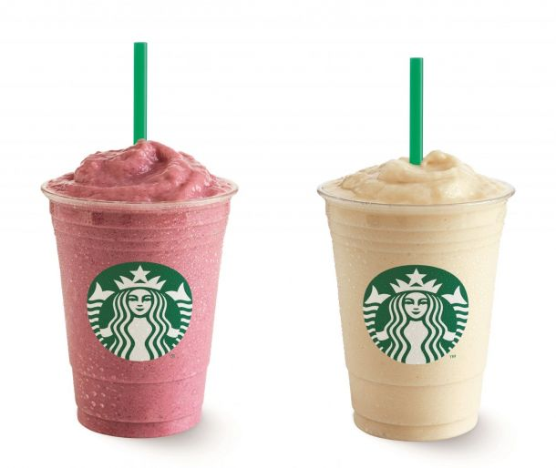 Frappuccinos_yoghurt_starbucks