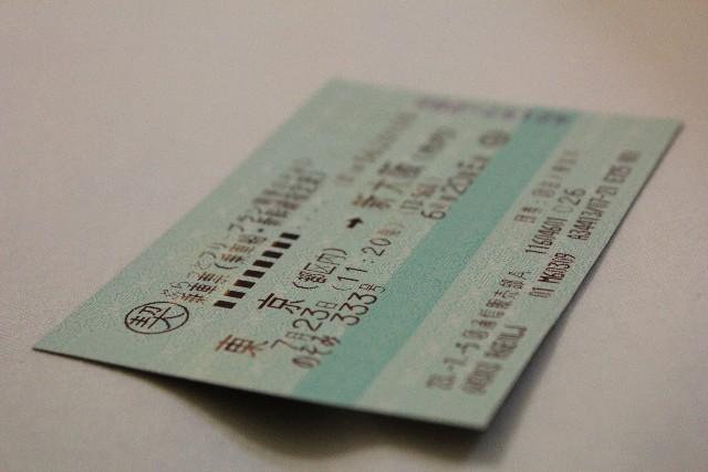 151217 チケット
