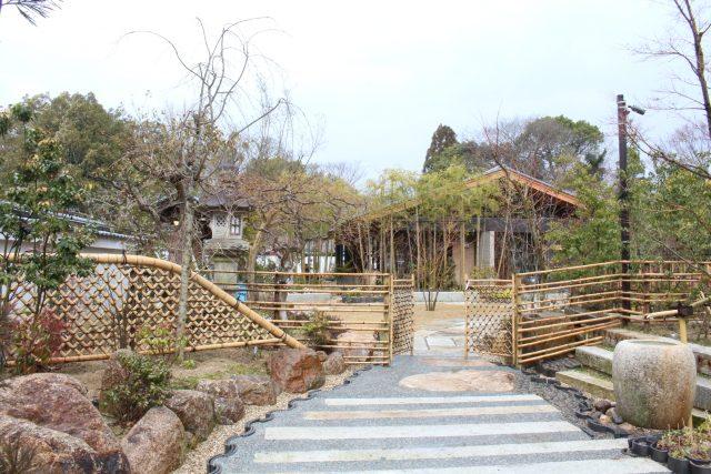 夢窓庵の庭