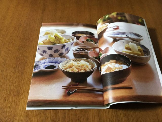発酵食があふれる食卓