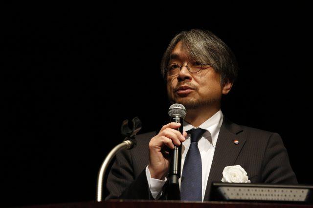 RED U-35 総合プロデューサーの小山薫堂氏