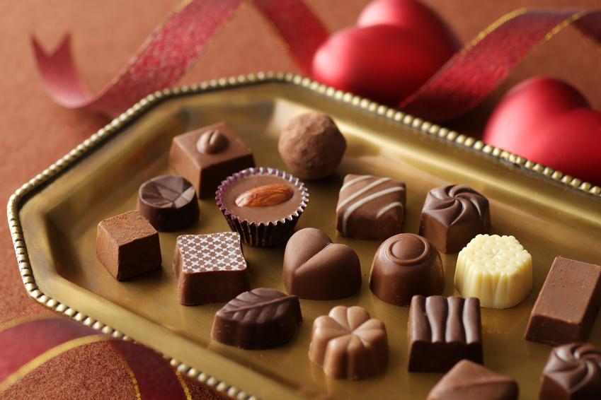 チョコレート 名前 の 由来