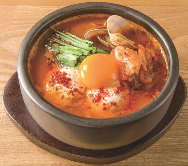 スン豆腐(スンドュブ)
