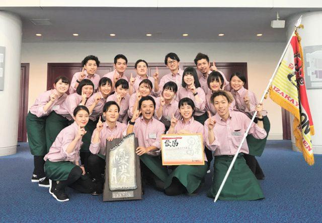「ベジテジや Soi新潟万代店」のチームメンバーの集合写真
