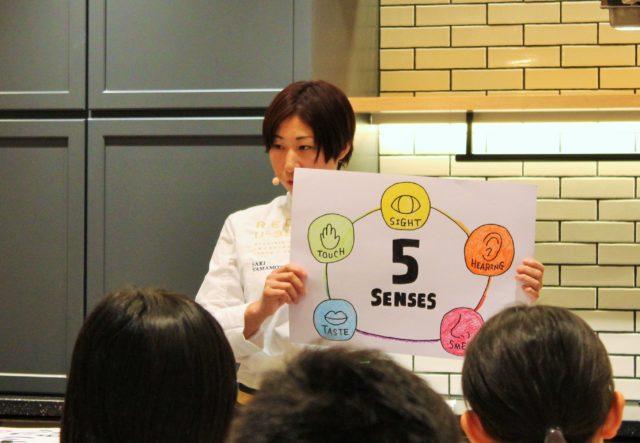 RED U-35 山本さんが授業しているシーン