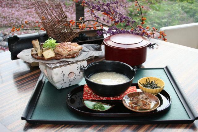 岐阜都ホテルの朝食