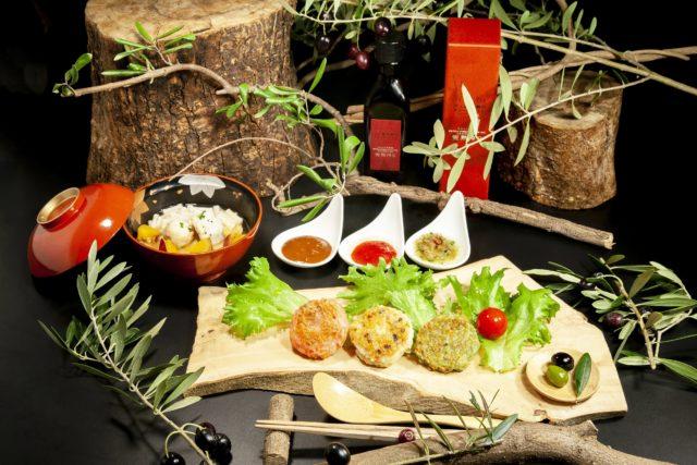 小豆島温泉 リゾートホテルオリビアン小豆島の朝食