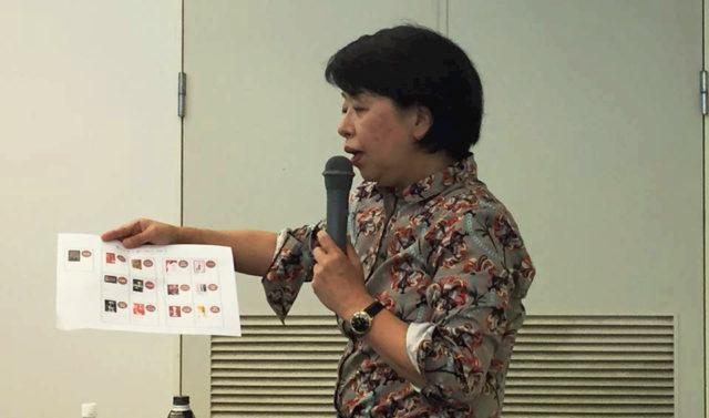 郷土料理研究家・フードプロデューサー 佐々木京美さんの写真