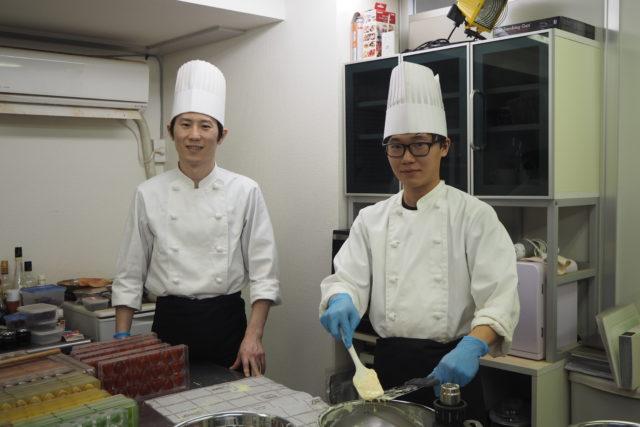 須藤さんと吉塚さんの写真