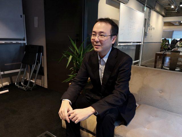 クロスポイントのエグゼクティブディレクター 堀公人さんの写真