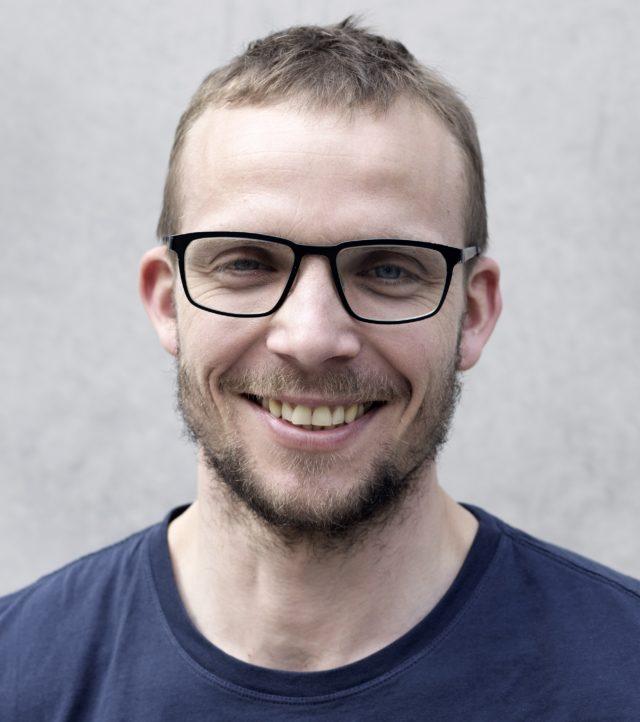 トーマス・フレベルさんの顔写真