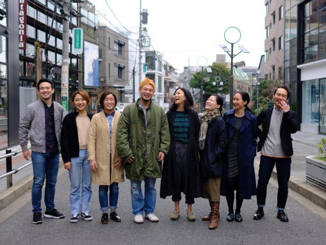 530 week 実行委員会8名の写真