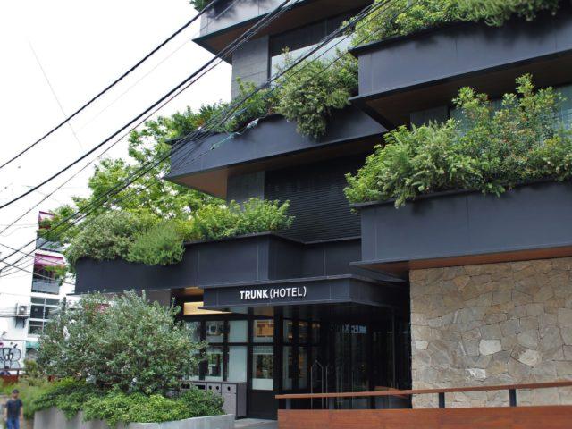 「TRUNK(HOTEL)」の外観の写真