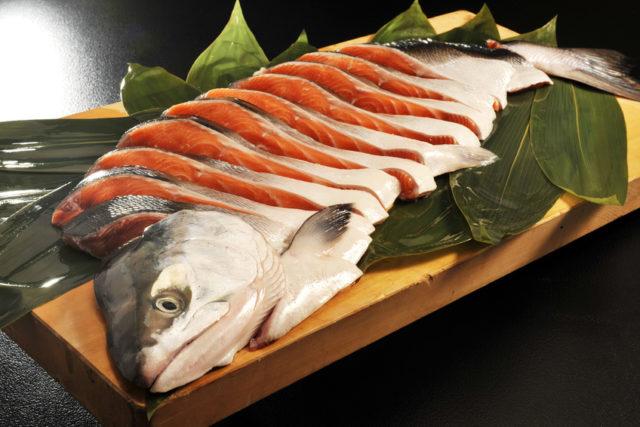 鮭切り身イメージ画像
