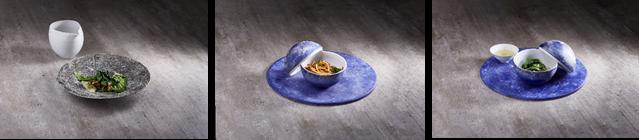「酒、山椒、ゆず」など日本のエッセンスやアロマを使用した「Penne Gorgonzola Profumo Giapponese(ペンネ・ゴルゴンゾーラ・プロフーモ・ジャッポネーゼ)」の画像