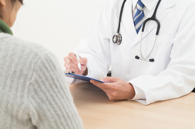 医師の診察シーンイメージ