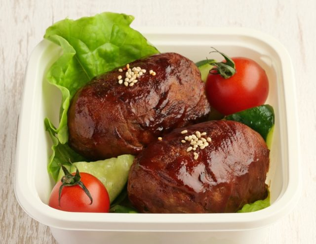 全国食肉事業協同組合連合会会長賞「肉巻きキムチチャーハン」の写真