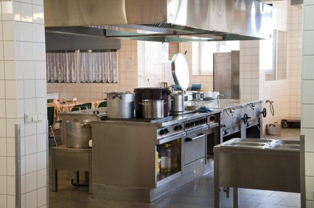 調理場の写真