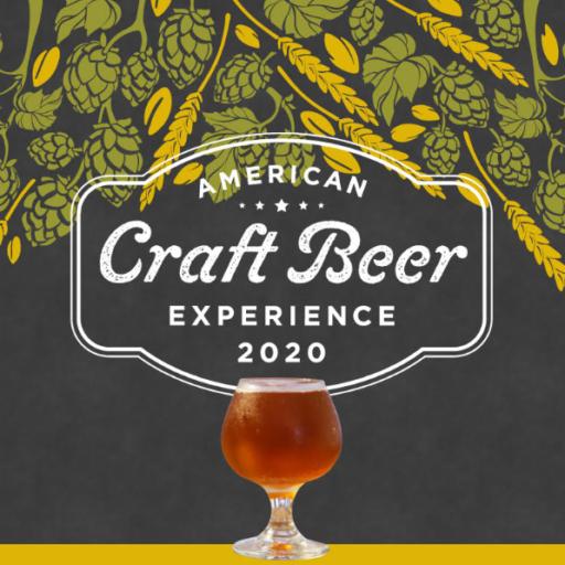 「アメリカン クラフトビア エクスペリエンス 2020」のロゴ