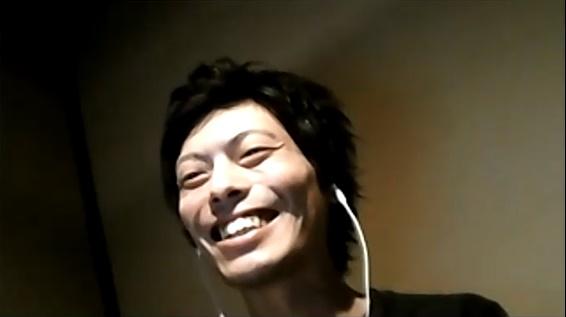 満面の笑みの関さんの写真