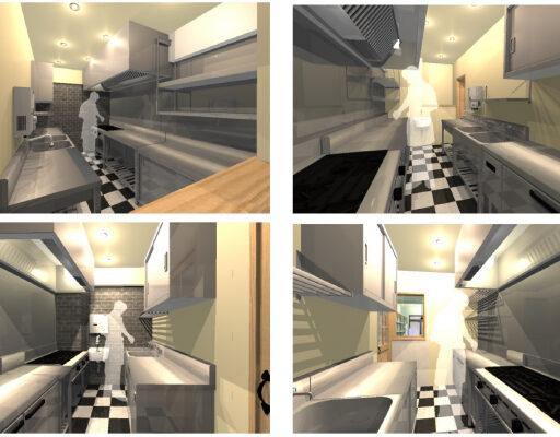 クラウドキッチン「キッチンマウンテン」のイメージ画像
