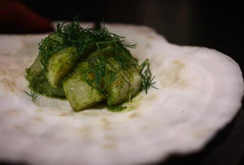 「フランス料理 PERTICA(ペルティカ)」の料理の写真