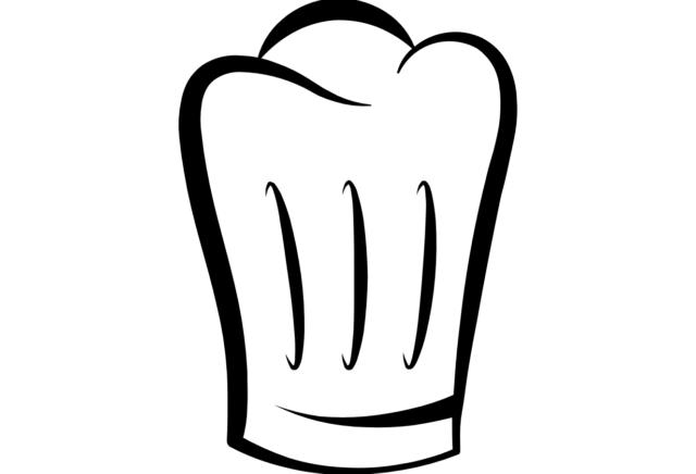 コック帽のイメージ画像
