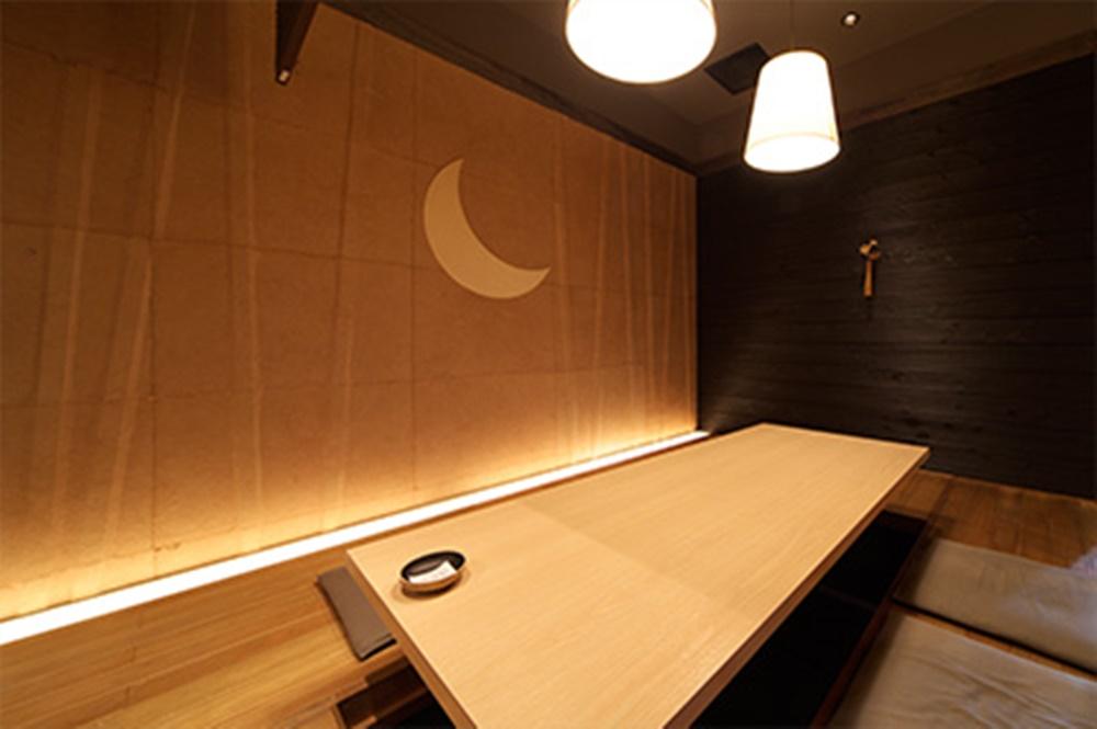 和食居酒屋「空」の掘りごたつの個室の写真