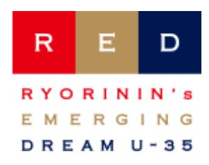 「RED U-35」のロゴ